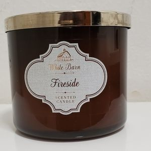 Bath & Body Works 3-Wick Candle, **Fireside**